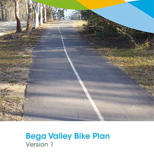 Link to Bega Valley Shire Bike Plan.