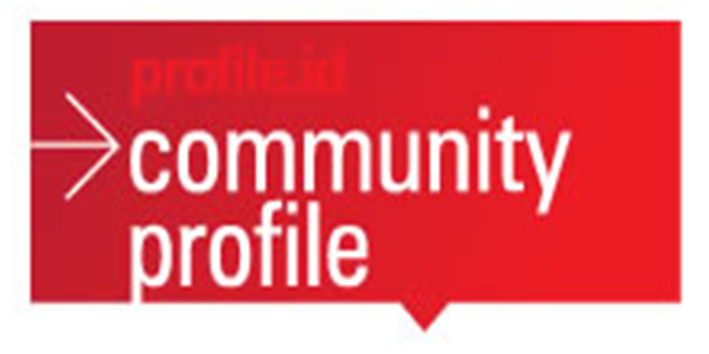 Link to Community Profile.