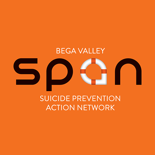 Logo Suicide Prevention Action Network.