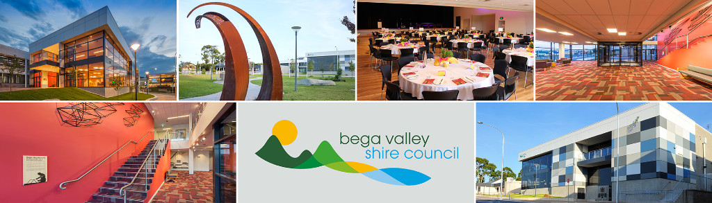 Bega Valley Commemorative Civic Centre.