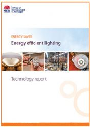 Link to energy effiecent lighting.