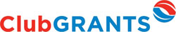 Logo, Club Grants.
