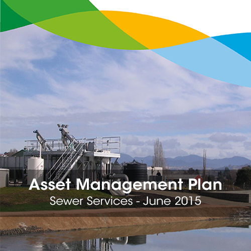 Bega Valley Shire Council's Sewer Services Asset Management Plan.