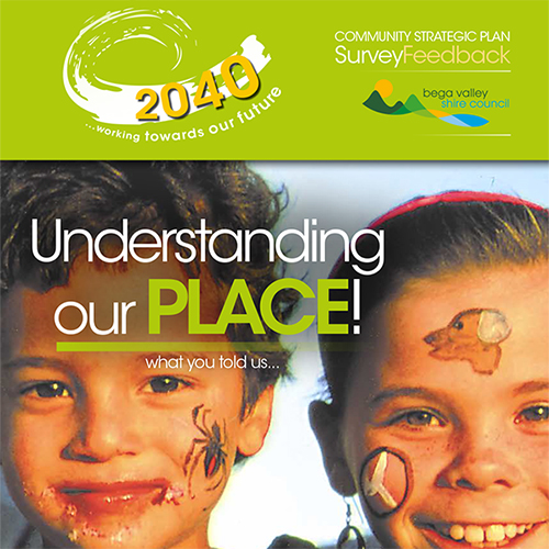 Cover image of the Understanding our Place report.