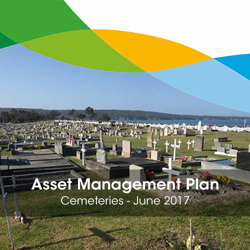 Asset Management Plan for Cemeteries.