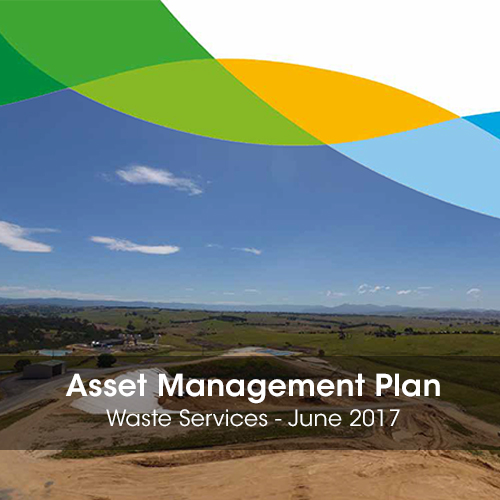 Bega Valley Shire Council's Waste Services Asset Management Plan.
