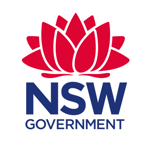 NSW Government logo.