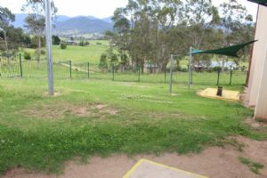 Grounds around the Bemboka Hall.