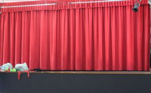 Bermagui Community Centre Hall Stage.