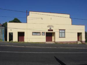 Wolumla Hall.