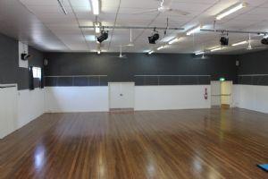Bermgui Community Centre Hall.
