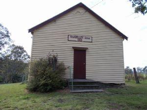 Wandella Hall.
