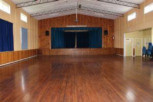 Image of Bemboka Hall.