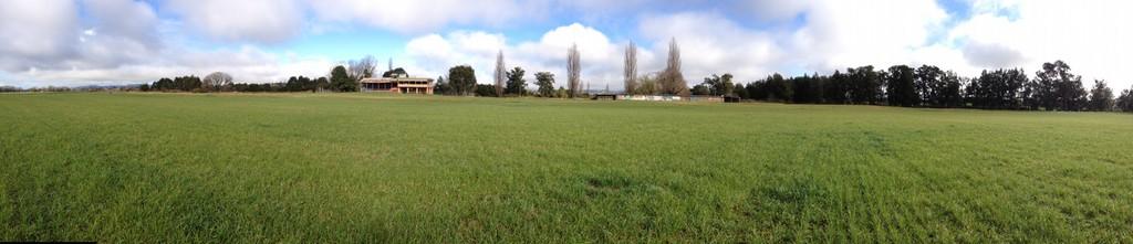 Old Bega Racecourse.