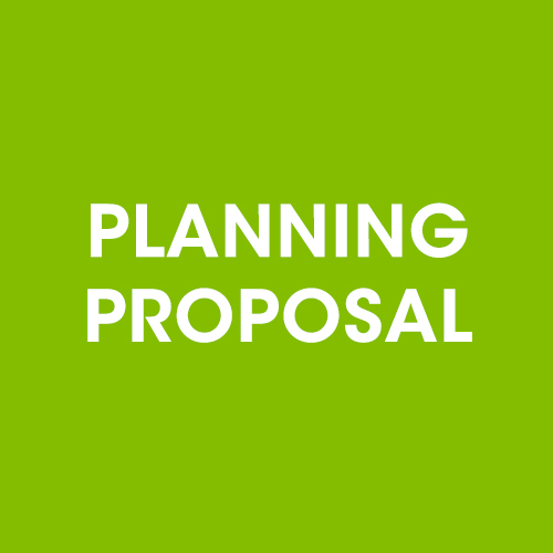 Existing Holdings Planning Proposal