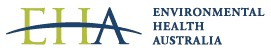 Logo and link to Environmental Health Australia.