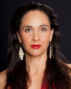 Mezzo soprano Eliane Morel