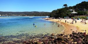 Bar Beach, Merimbula recorded 82 of the 137 rescues performed by paid lifeguards over summer