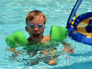 Swimming programs are very popular at Council�s pools.