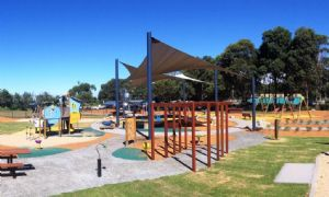 Livvi�s Place at Ford Park in Merimbula is complete.