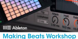 Making beats workshop