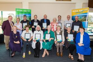 2015 Medallion recipients and committee members.