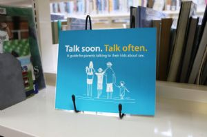 Talk Soon Talk Often books in the Library