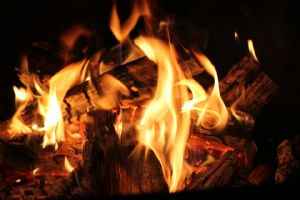 Wood fires will keep many locals warm this winter but please only use small pieces of hardwood that are aged and dry and don�t let your fire smoulder overnight.