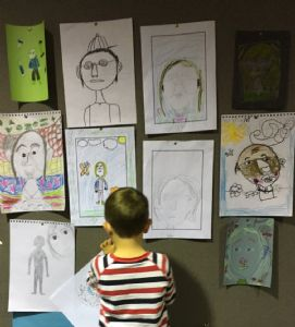 Budding artists between the ages of 5 and 18 are invited to submit a portrait for the Young Archie competition