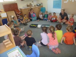 Exploring early science at childcare centres