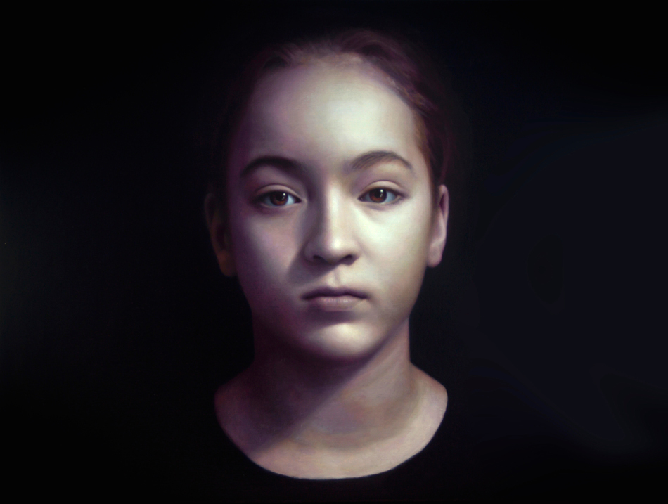 Marcus Callum's oil on linen creation entitled 'Meg' has been announced as the winner of the 2018 Shirley Hannan National Portrait Award.