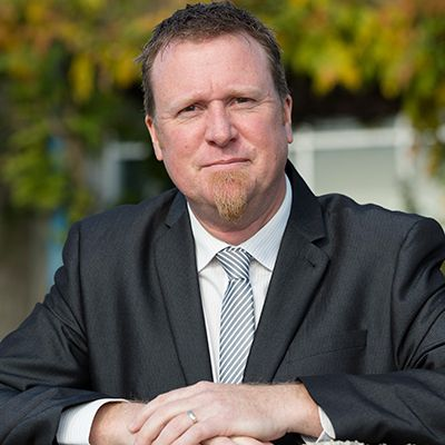 Anthony Basford, Director of Community, Relaltions and Leasure Services for Bega Valley Shire Council.