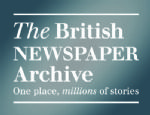 Logo - link to The British Newspaper Archive