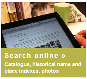 Link to State Records search online.