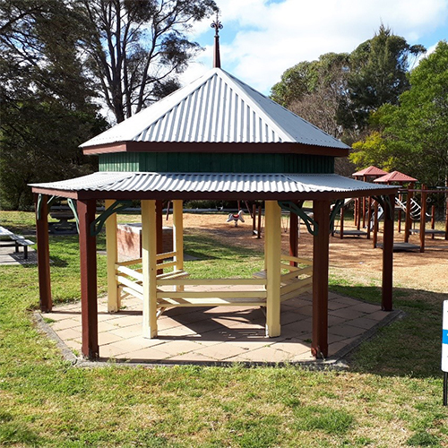 Cobargo Apex Park Upgrade