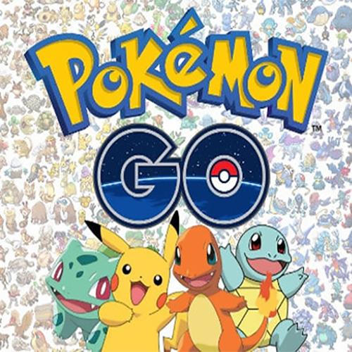 Image of Pokemon Go.