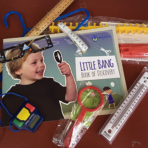 Little Bang Science for Preschoolers