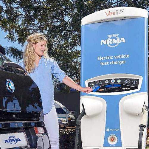 First Electric Vehicle (EV) fast charge station for Bega Valley