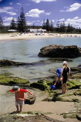Image of Tathra Beach.