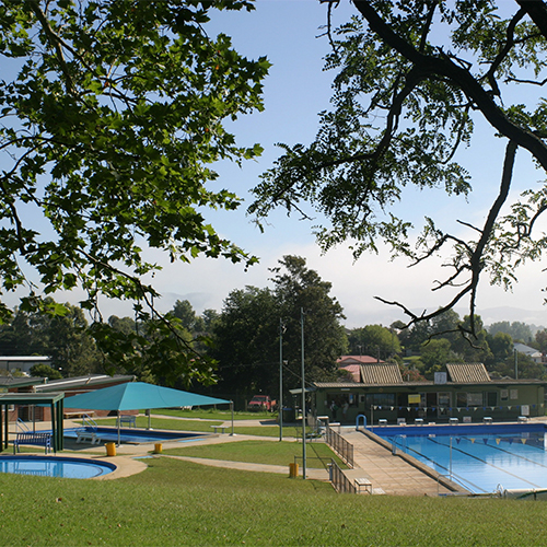 Bega Swimming Pool.