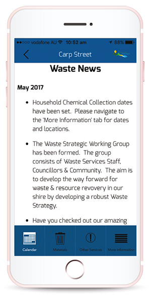 Frequently Asked Questions - Bega Valley Waste App – Bega