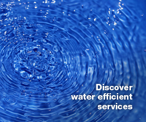 Click to discover water efficient services.